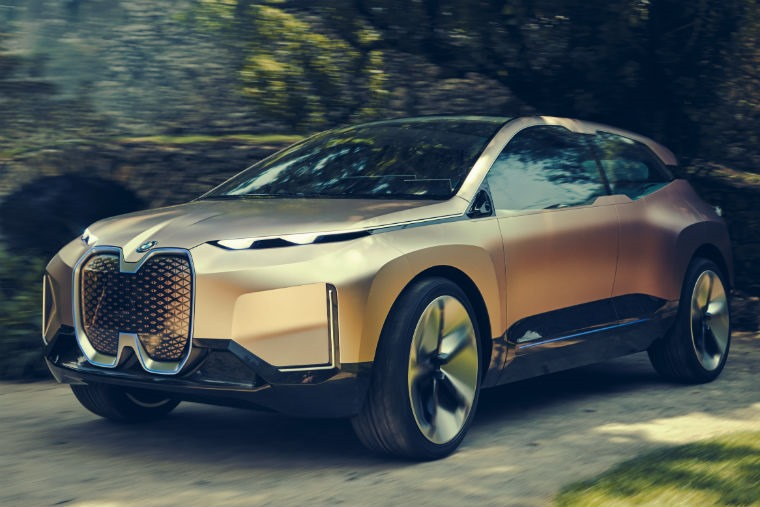 BMW Vision iNext front