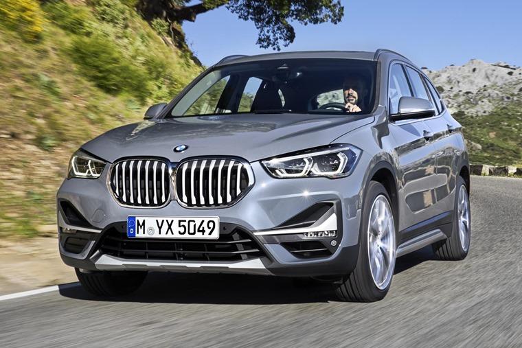 BMW X1 2019 front