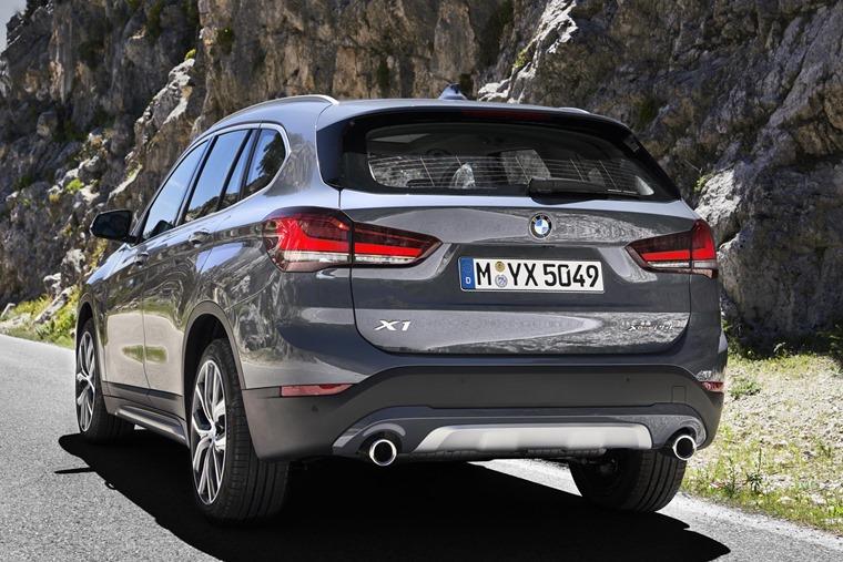 BMW X1 2019 rear
