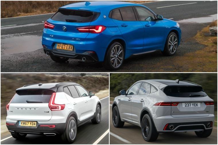 BMW X2 vs Volvo XC40 vs Jaguar E-Pace conclusion