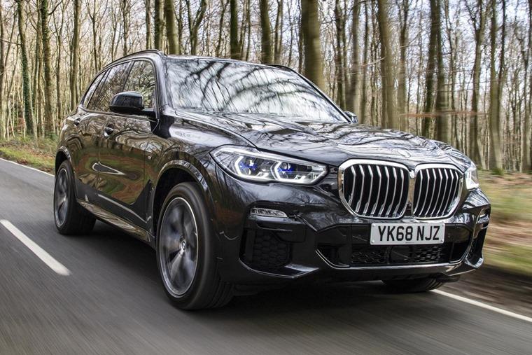 BMW X5 OTR