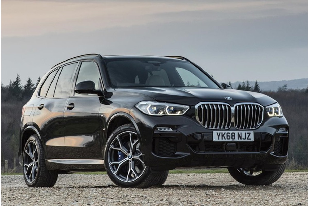 2019 Bmw X5 Available To Lease Right Now Leasing Com