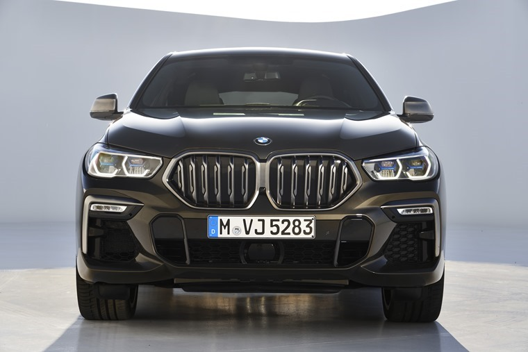 bmw-x6-2019-front