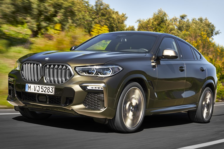 2019 Bmw X6 Revealed Ahead Of Frankfurt Debut