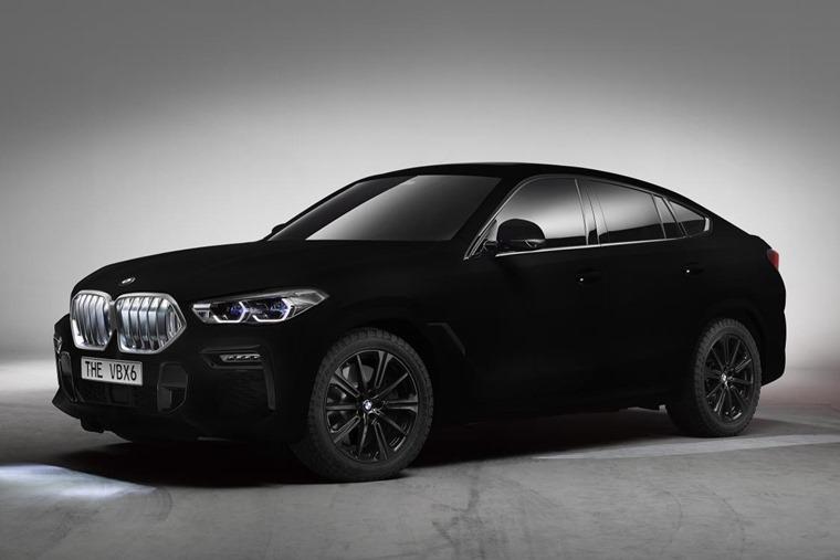 BMW X6 Vantapaint