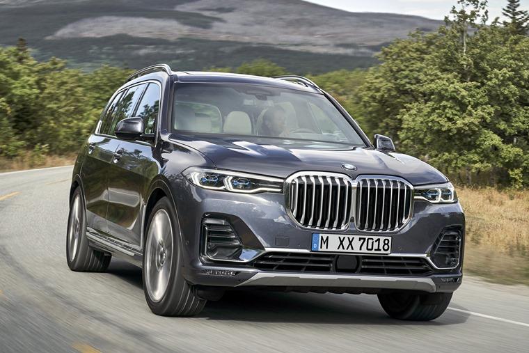 BMW X7 OTR