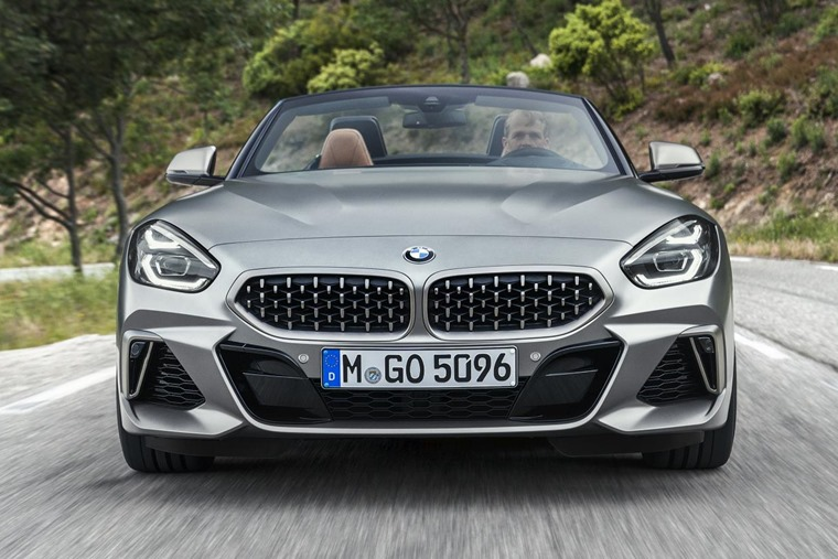 BMW Z4 2019 front 1