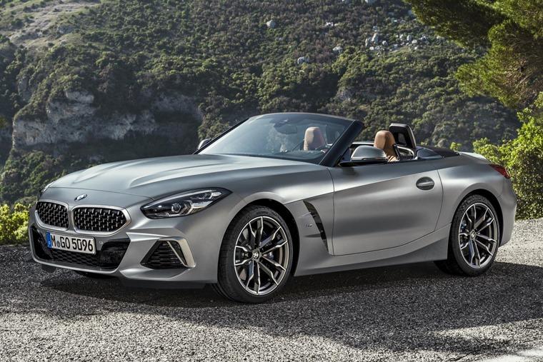 BMW Z4 2019 front