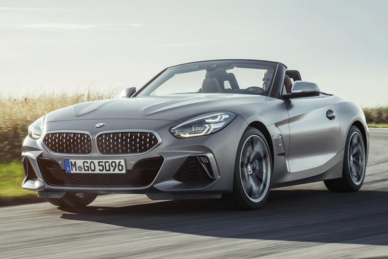 BMW Z4 2019 lead