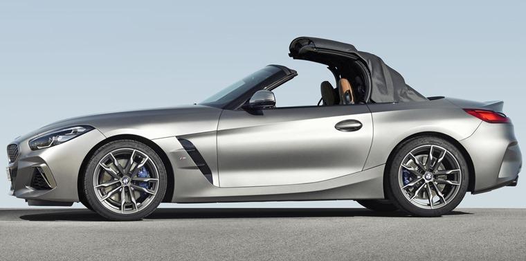 BMW Z4 2019 roof