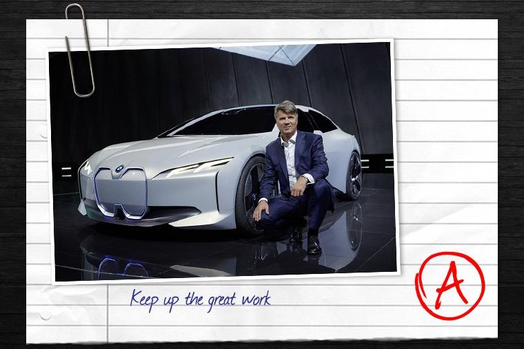 BMW Group: BMW, Mini and Rolls Royce