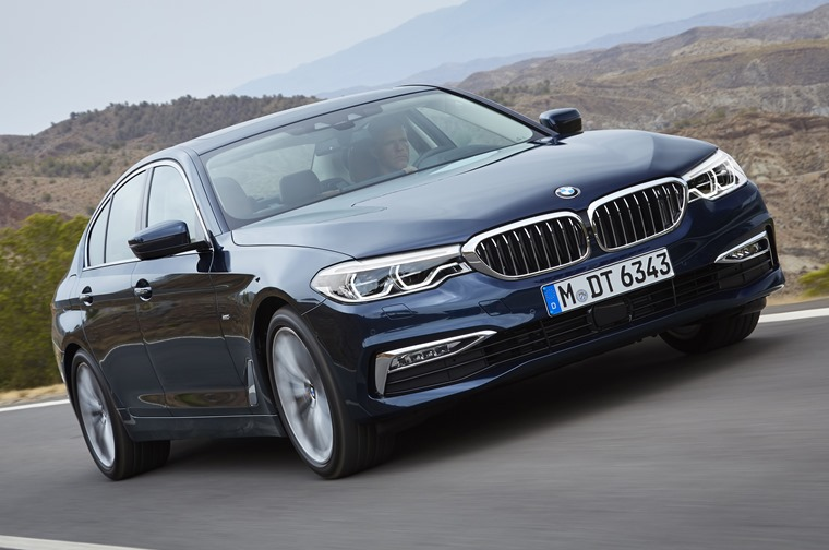 The popular 520d and 530d models will be the most popular, while a new 530e plug-in hybrid is also available.