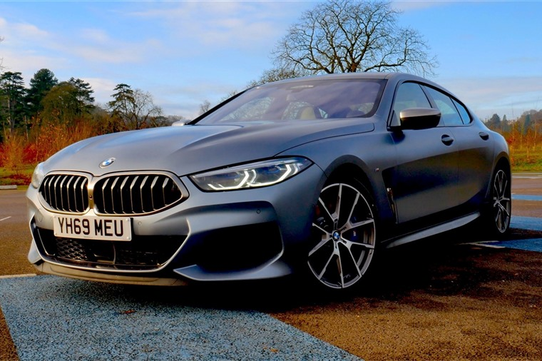 Video review: BMW M850i