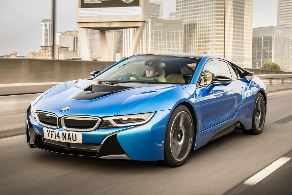 First Drive Review Bmw I8