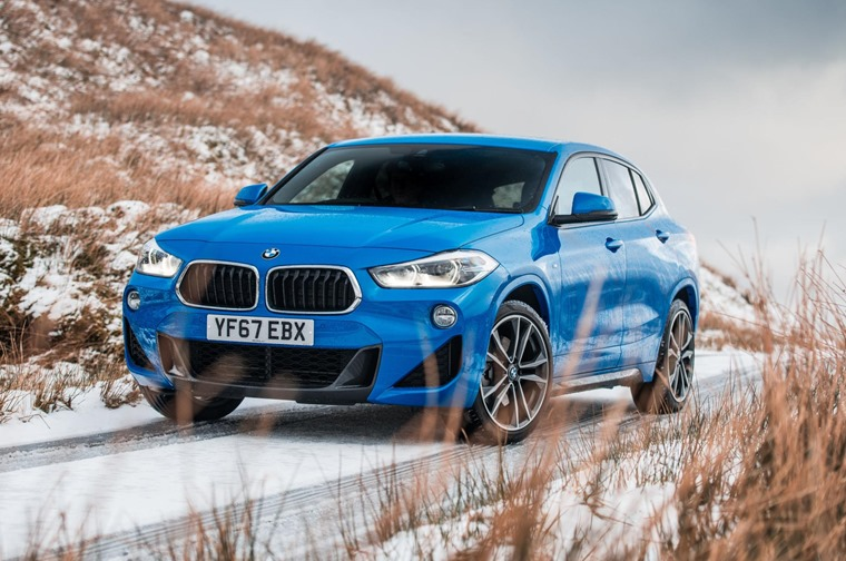 First Drive Review: BMW X2