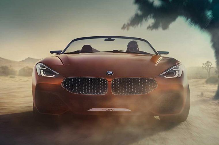 BMW Z4 reveal