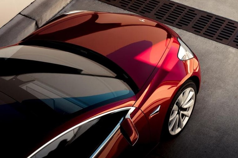 0-60mph in just 5.6 seconds makes the Model 3 quicker than many hot hatches.