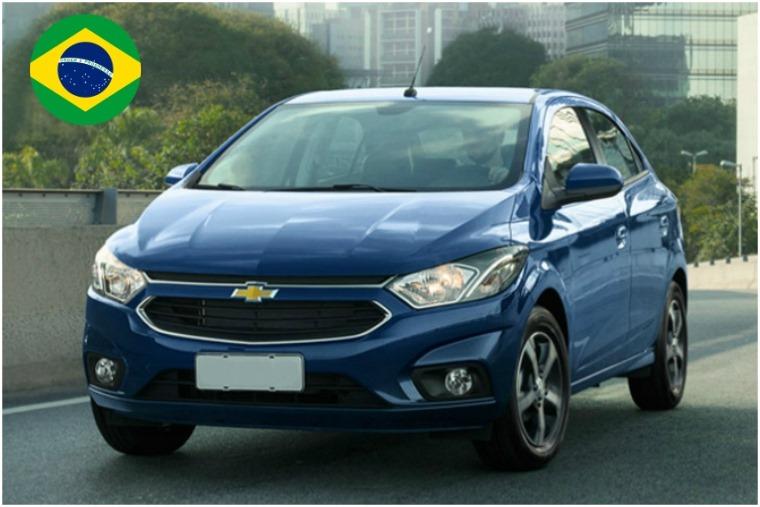 Brazil Chevrolet Onix
