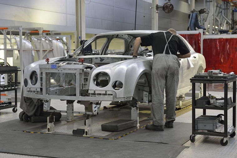 British manufacturers like Bentley are set to lose out too, and potentially even move across the channel.