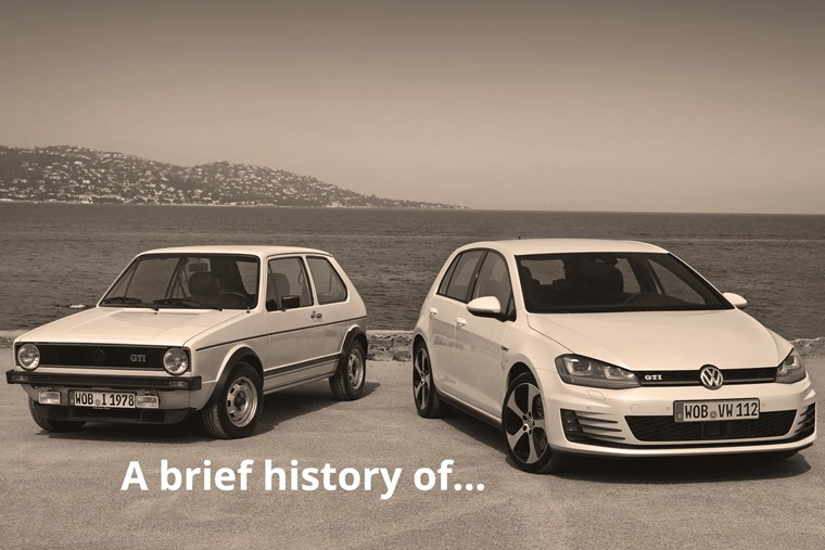 A brief history of… the Volkswagen Golf