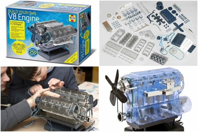 Build Your Own V8