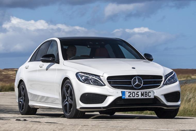 3. Mercedes-Benz C-Class