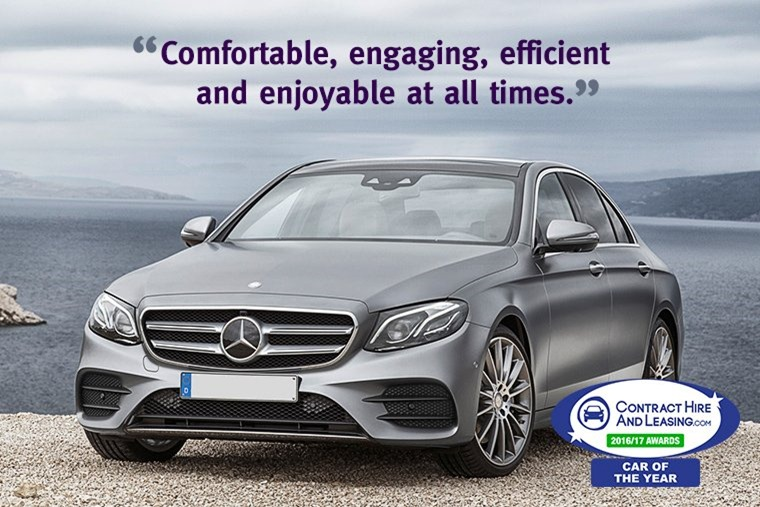 Mercedes-Benz E Class Car of the Year
