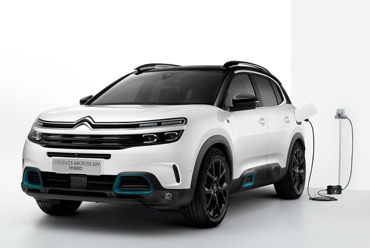 C5 Aircross front