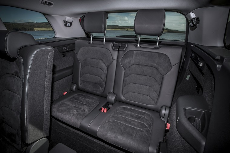Skoda Kodiaq interior +2 seats