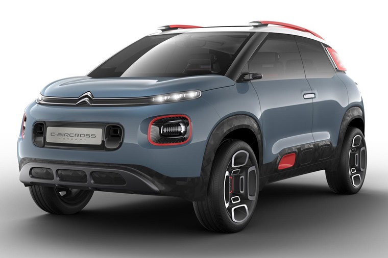 Citroen's C-Aircross is a another indicator of what we can expect the new C3 Picasso to look like.