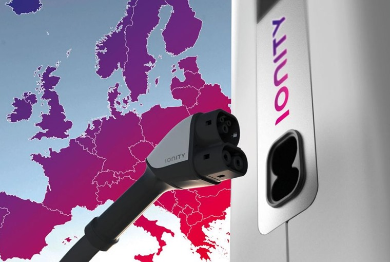 400-strong Ionity charge network will reduce charging times and make long-distance EV journeys a reality.