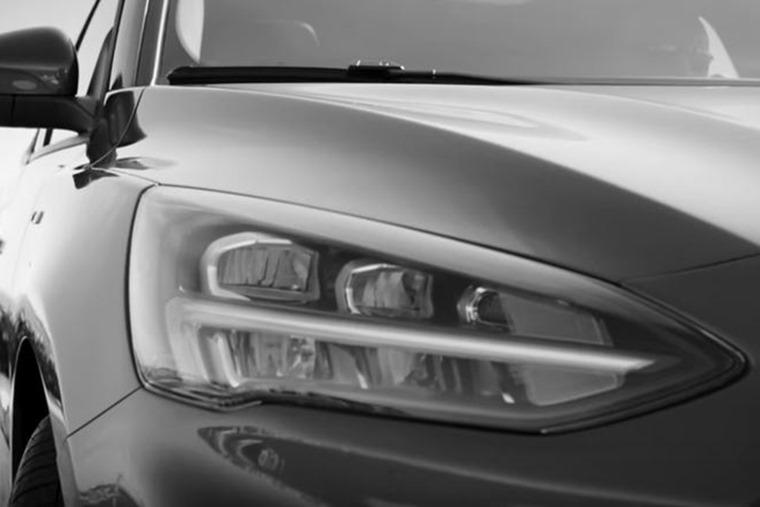Ford Focus 2018 teaser