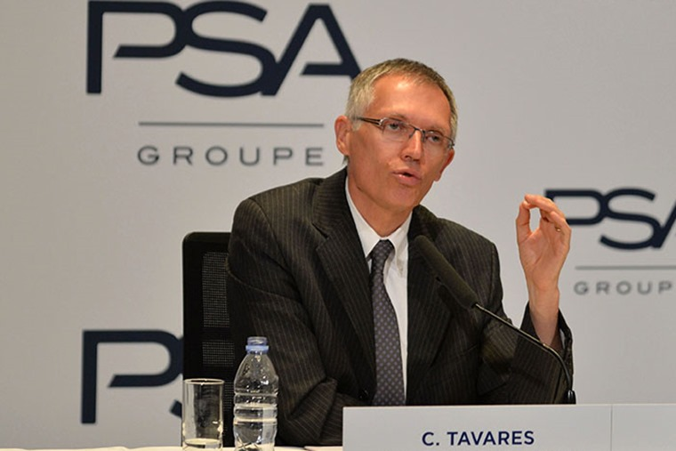 Carlos Tavares has turned PSA's fortunes around in recent years thanks to improving product quality and a host of new models across its brands.