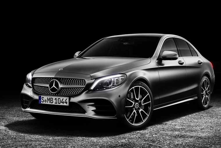 Mercedes-Benz C-Class gets fresh looks