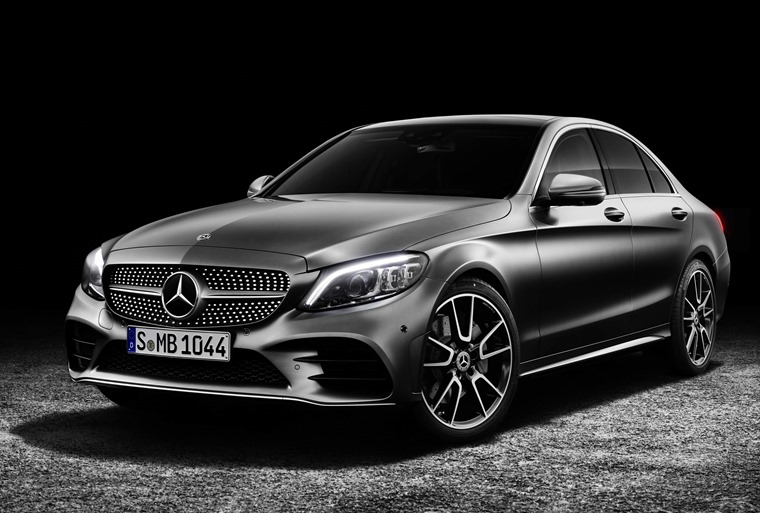 Mercedes C-Class – image for illustration purposes only.