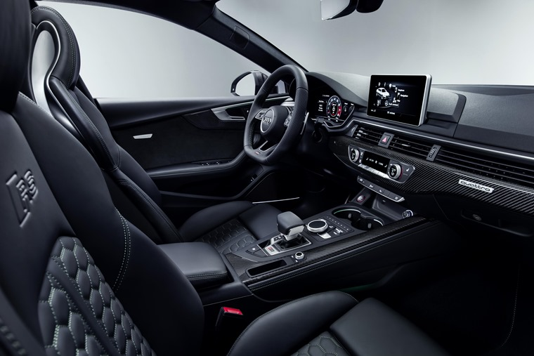 Audi RS5 Sportback interior
