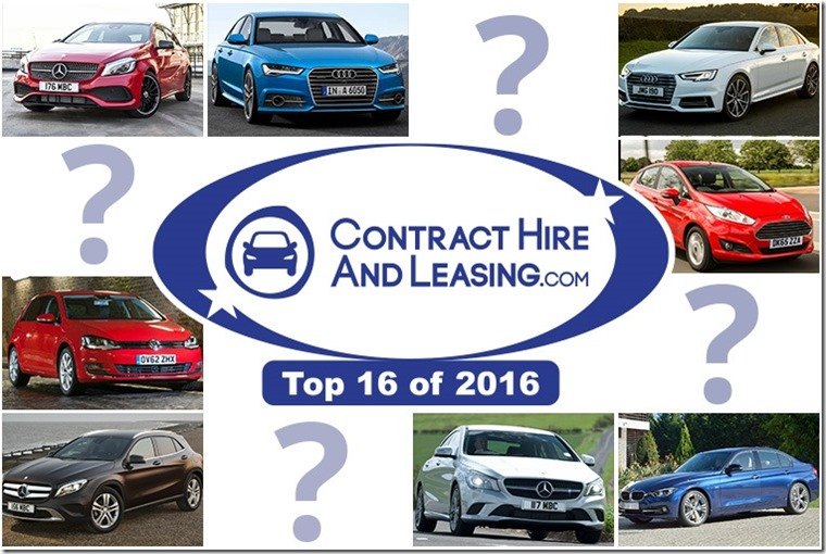 Top 16 Most Popular Cars Of 2016 Leasing Com