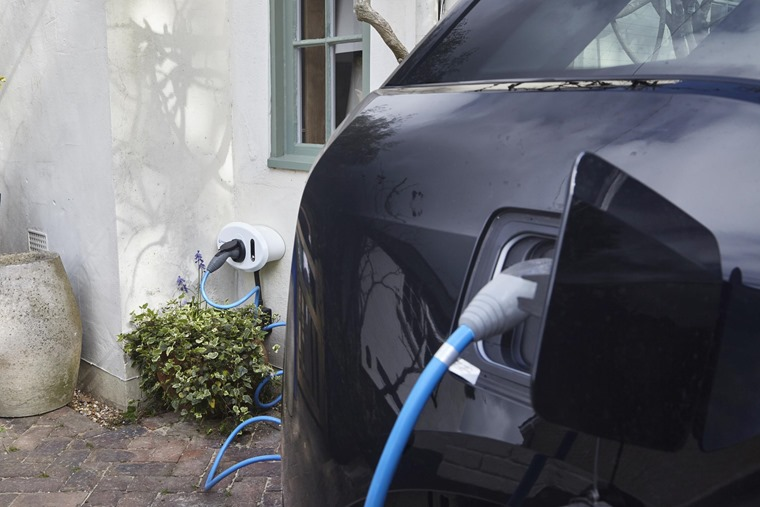 EV charge points could become a requirement for all new homes.