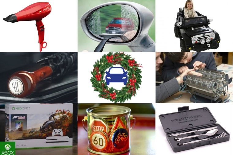 Christmas motoring gifts 2018 (1)