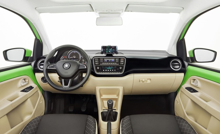 The interior remains unchanged from the outgoing model (pictured)