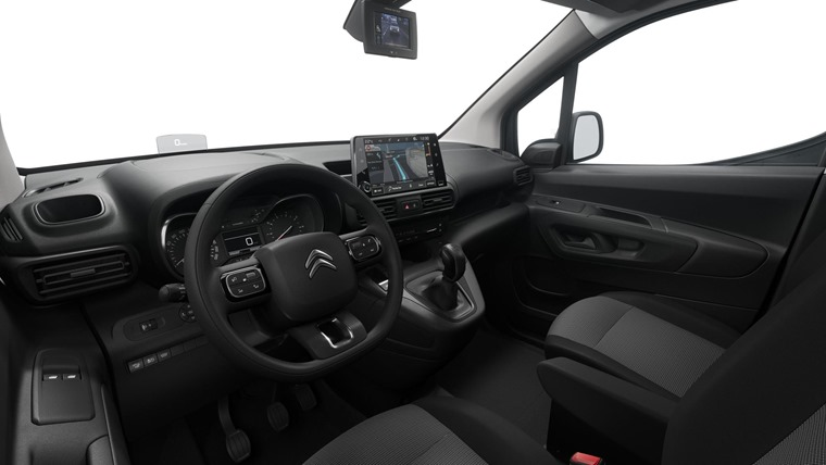 Citroen Berlingo interior 2018