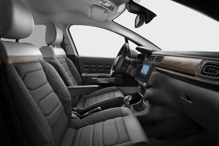 Citroen C3 interior