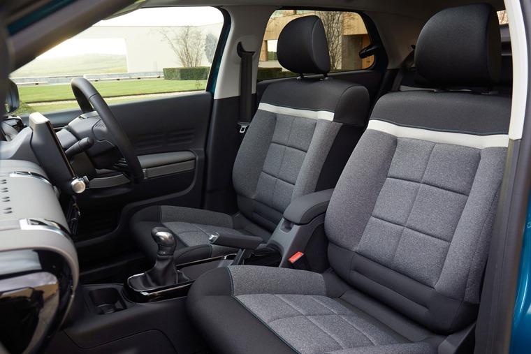 Citroen C4 Cactus seats