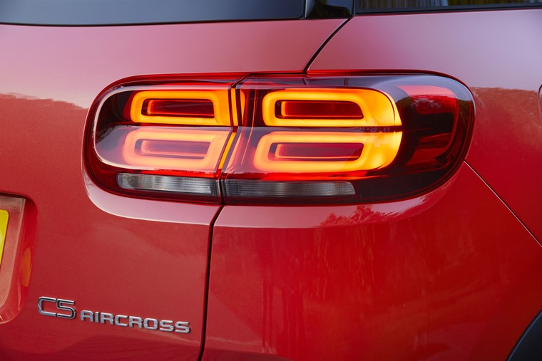 Citroen C5 Aircross detail