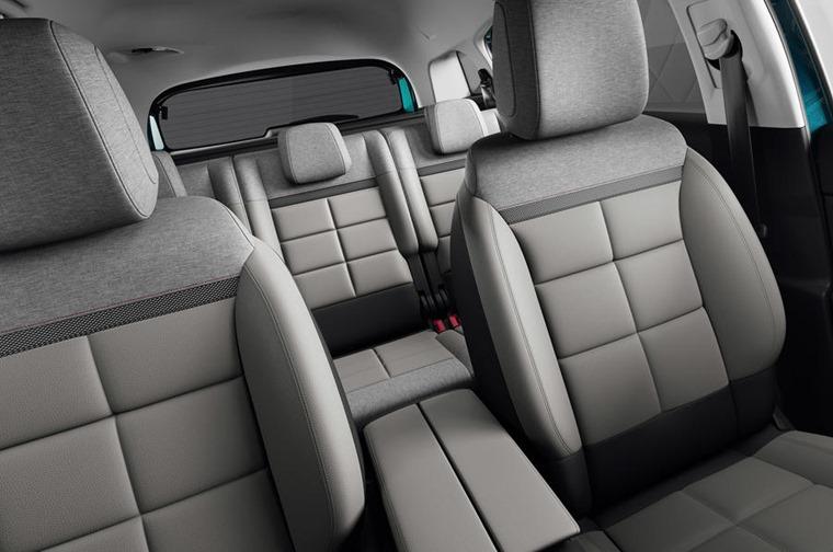 Citroen C5 Aircross interior 2