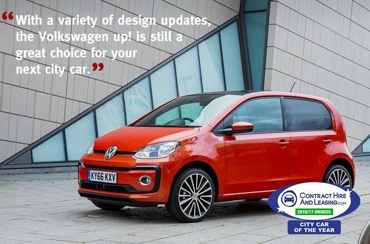 Best City Car - Volkswagen Up