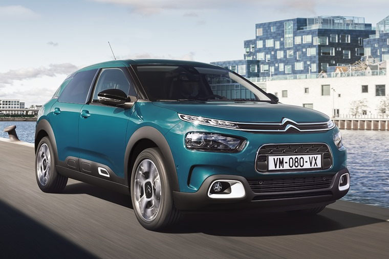 Full specs and list prices have been revealed for Citroen's facelifted C4 Cactus.