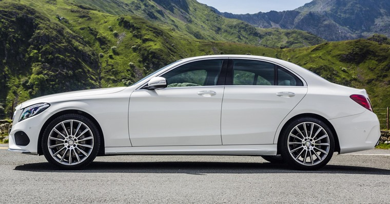 Popular lease models like the classy C-Class would see a price hike following a hard Brexit.