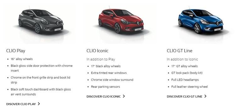 Clio EasyLife