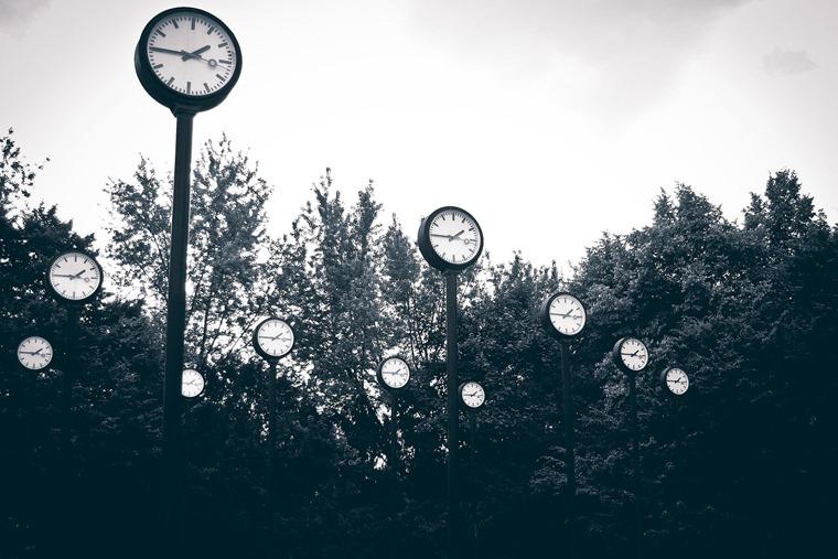 Clock faces